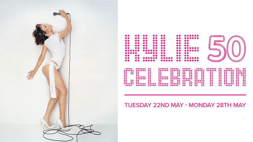 kylie celebration